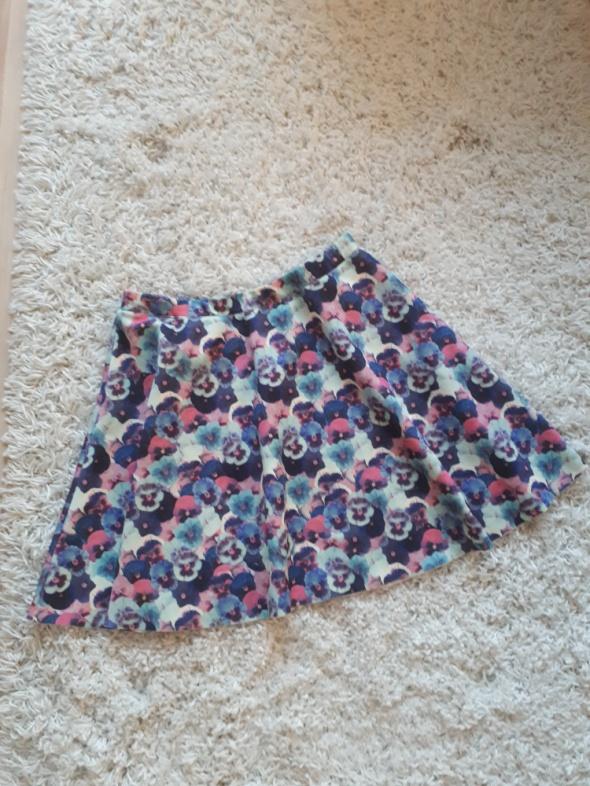spódnica spódniczka kwiaty HOUSE...