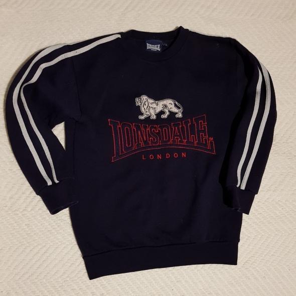 Lonsdale granatowa bluza