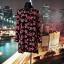 koszula trapezowa modny wzór kwiaty floral blog 34
