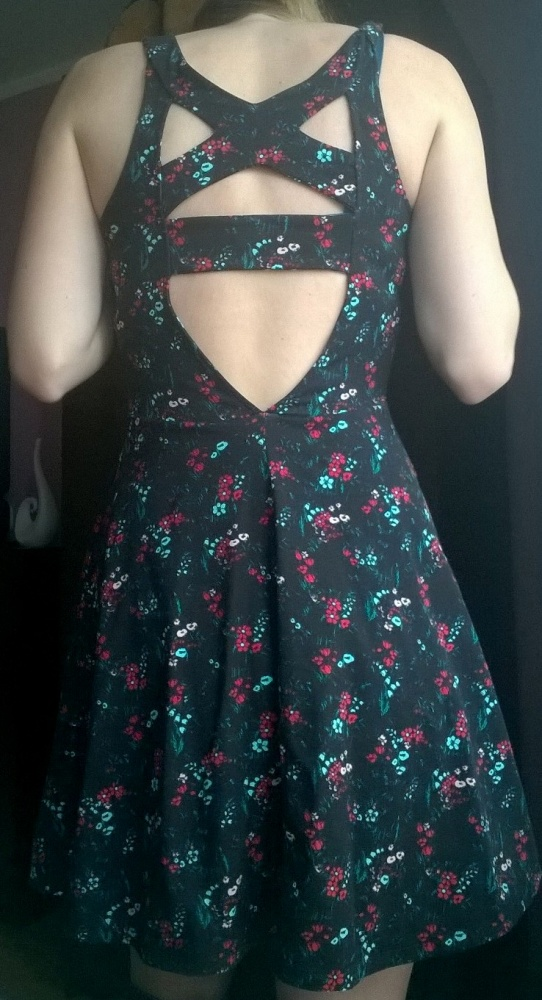 Sukienka w kwiaty Tally Weijl...