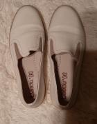 skórzane buty lasocki...