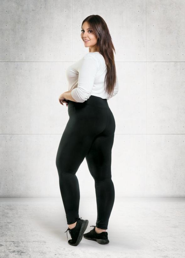 Legginsy Paulo Connerti Anty Cellulit Plus Size XXXL XXXXL...