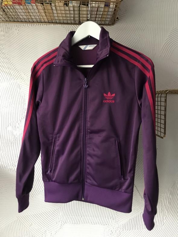 Bluza Adidas Oryginal NOWA purple pink