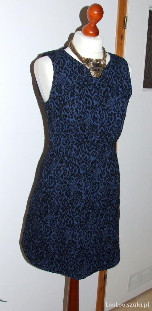 Nowa sukienka ZARA rozkloszowana elegancka