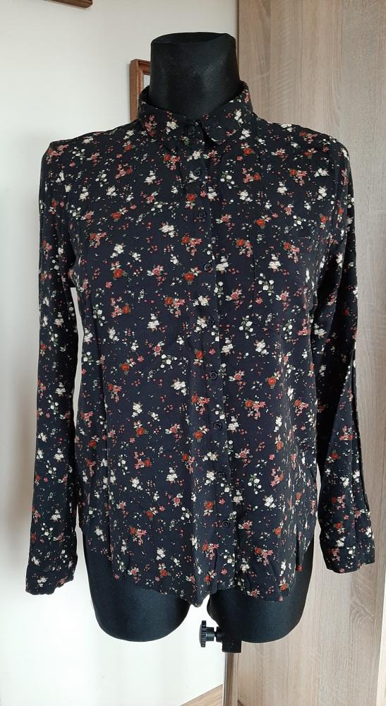 Koszule Koszula floral z kieszonką