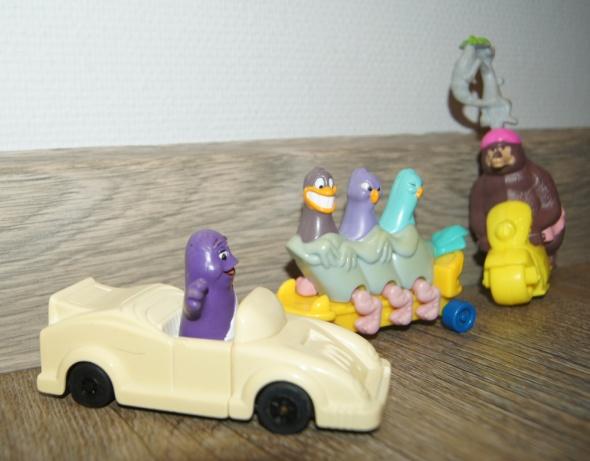 Zabawki Figurki zestaw kolekcja