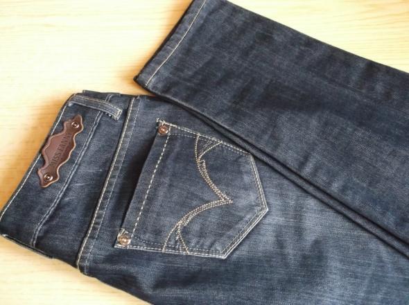Spodnie Spodnie jeansowe Miss Fanny 36