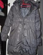 Zimowy Płaszcz Carry M kolor stalowy...