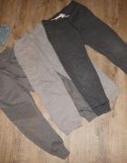 Spodnie dresowe chłopiec zestaw Rebel rozm 122 do 128...