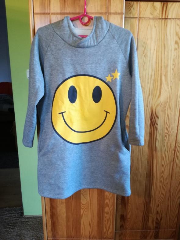 bluza z kapturem S