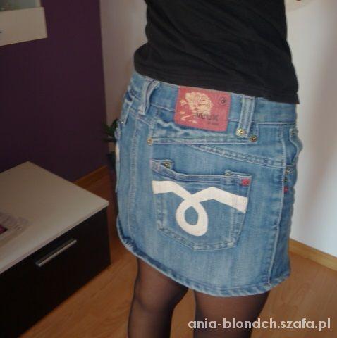 Spódnice Spódniczka jeans