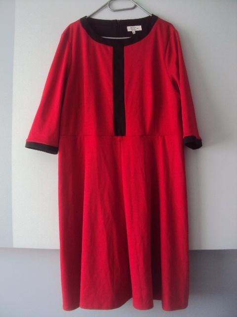 dzaininowa sukienka...
