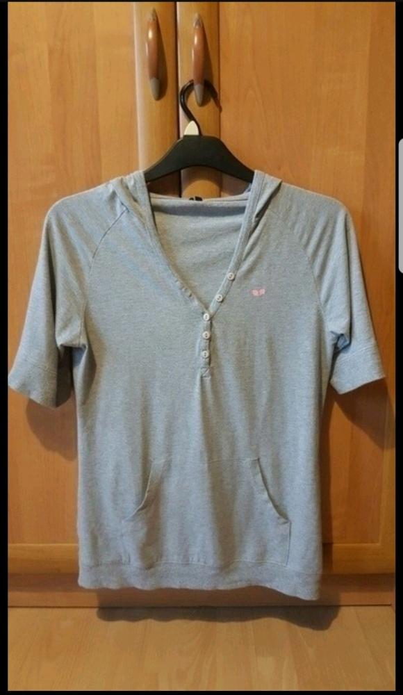 Sportowa cienka bluza