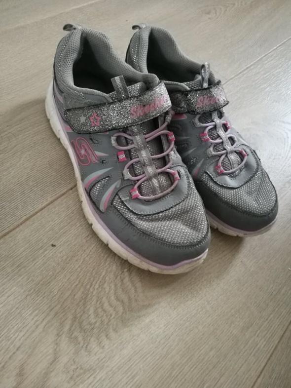 damskie sportowe buty skechers 37