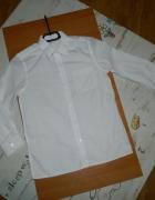 F&F biała chłopięca koszula roz 152...