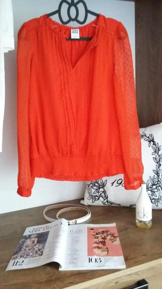 Mgiełka orange