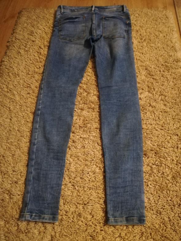 nowe jeansy damskie...