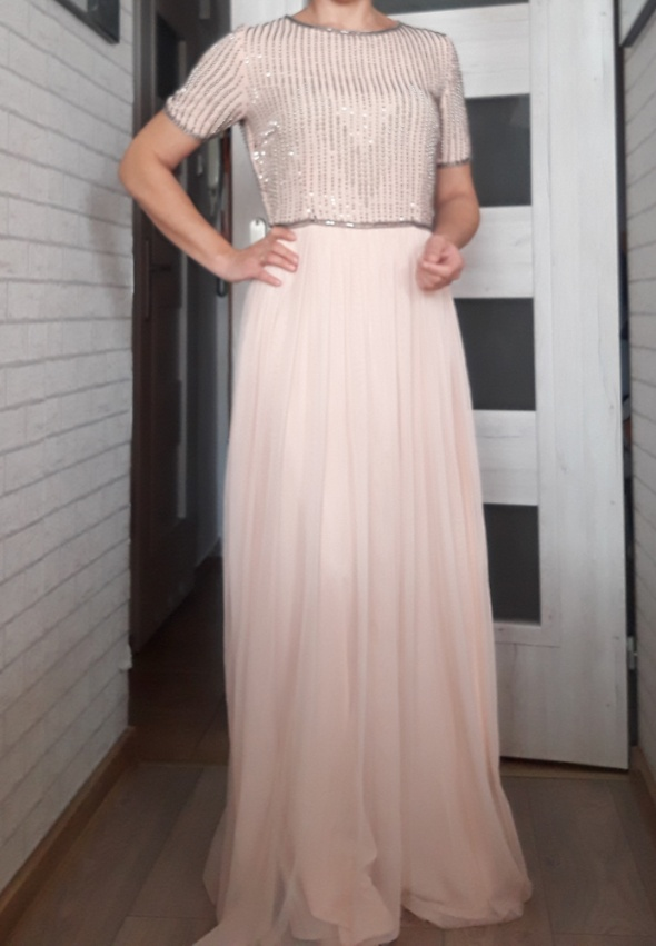 Lace Beads suknia balowa