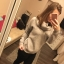 Szary sweter z golfem Reserved S
