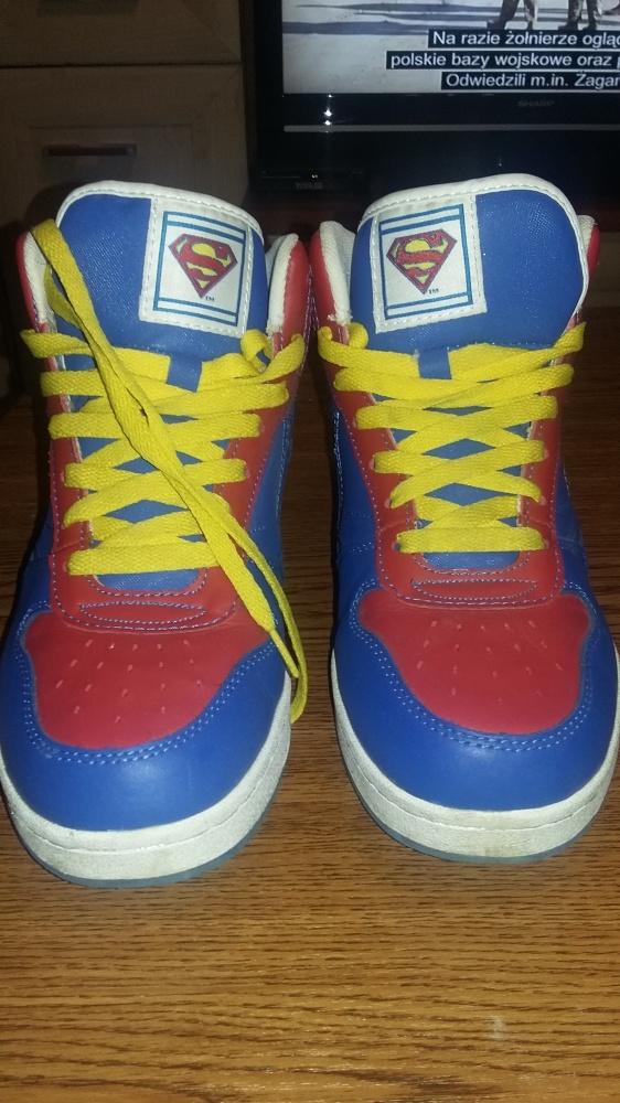 Adidasy Superman