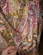 Sukienka Promod wzór presley...