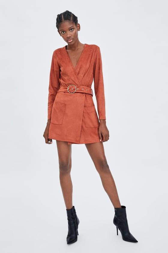 Sukienka kombinezon Zara