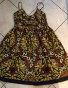 Sukienka tunika we wzory Atmosphere 40 L...