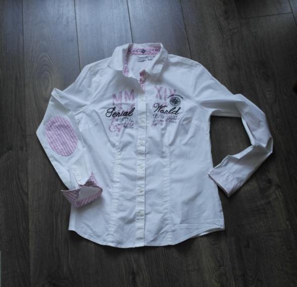 Biała bluzka wizytowa Esmara 40
