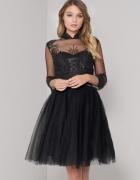 Sukienka Chi Chi London midi AMA Black 42...