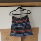 kolorowa spódnica