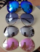 Okulary przeciwsłoneczne Pilotki Glamour porsche design p8478...
