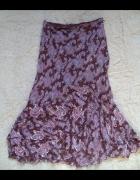Piękna spódnica midi z cekinami...