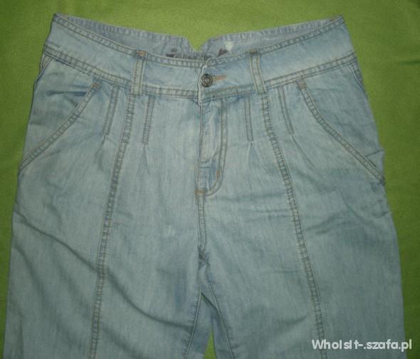 Spodnie Spodnie PUMPY alladynki indie boho hippie 38 M