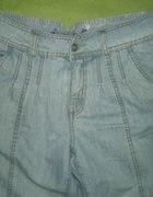 Spodnie PUMPY alladynki indie boho hippie 38 M