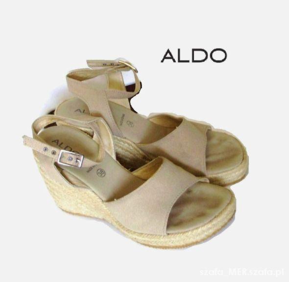 Koturny ALDO jasny beż