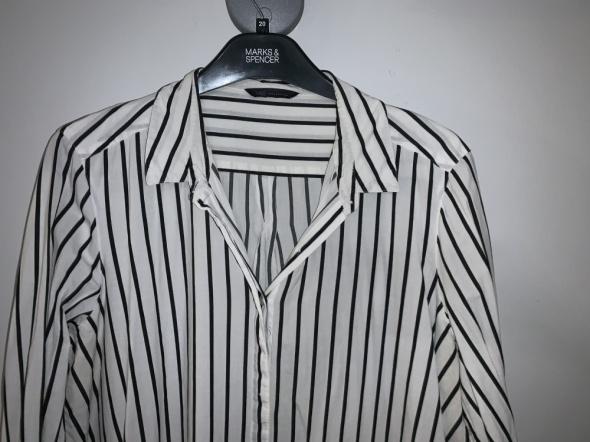 Elegancka koszula Marks&Spencer 20 48