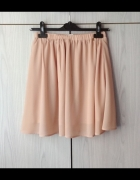 Spódnica pastelowa mini zwiewna Chillin Cropp...