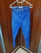 Spodnie rurki Tally Weijl 36...