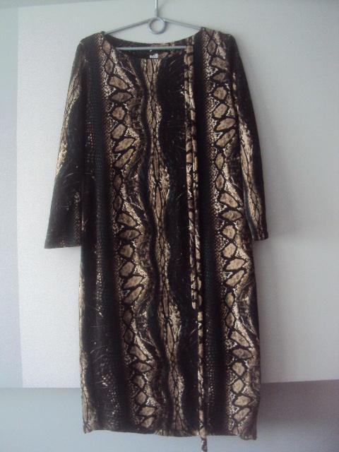 nowa węzowa sukienka