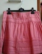 Śliczna różowa spódnica...