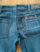 Nowe jeansowe rybaczki...