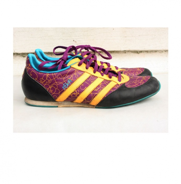 Sportowe obuwie marki Aidas