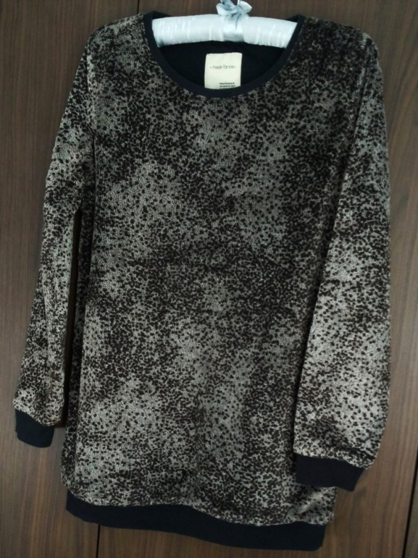 Bluza z futerkiem M