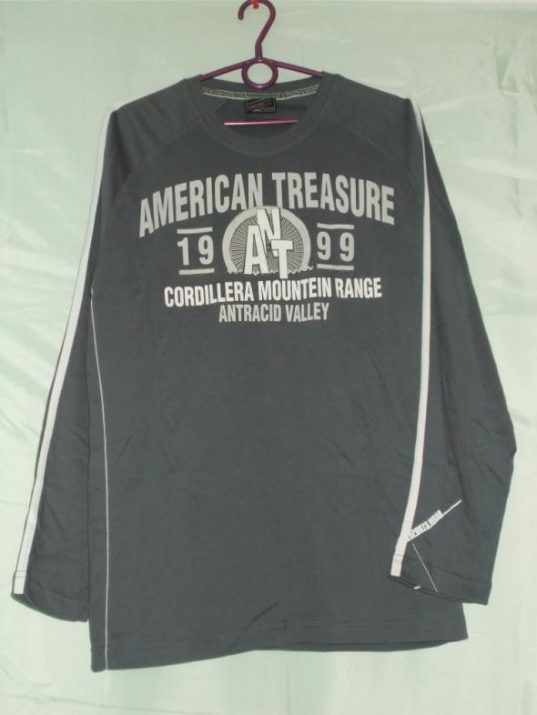 Bluzka bluzka z długim rękawem bluza XL 40 42 44