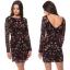 Sukienka mini Lace&Beads Juanita 36...