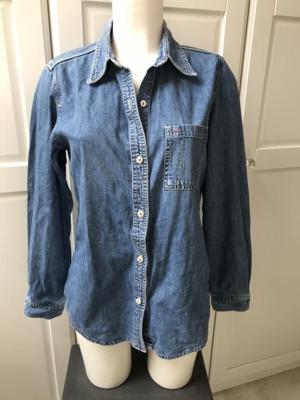 GAP jeansowa koszula długi rękaw