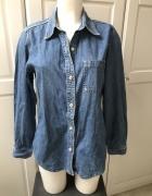 GAP jeansowa koszula długi rękaw...