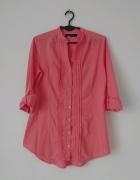 Reserved pomarańczowa koszula