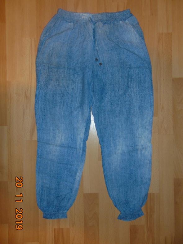 Alladynki spodnie