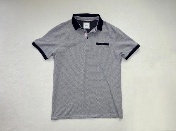 Burton ManSwear London koszulka polo Tshirt L